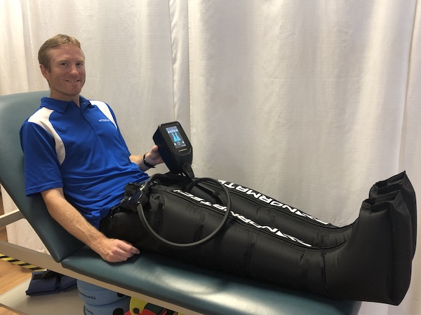 Introduction Of NORMATEC Product At LiquidGym