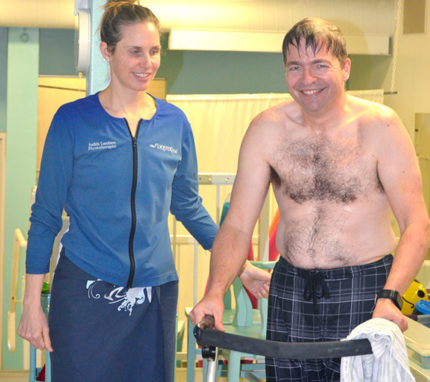 Water-based physiotherapy