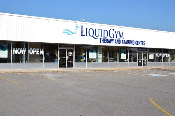 LiquidGym Therapy & Rehab Training Centre, Ottawa, Canada