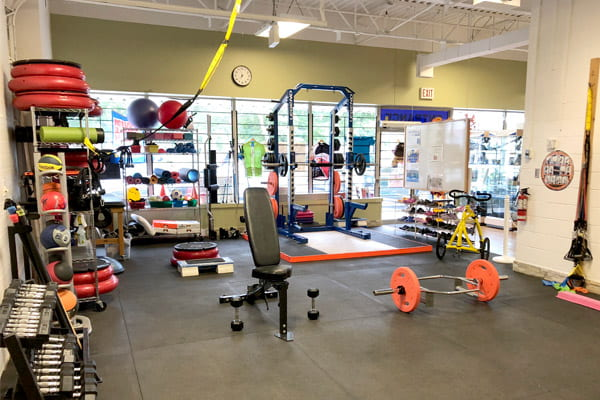Athletic therapy, TRX workout facility in Bells Corners, Ottawa