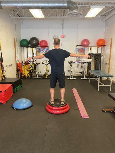 Balance Vestibular Exercise